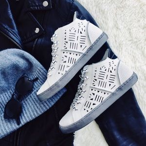 Dolce Vita High-Top Sneakers